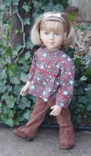 New in Box My Twinn Doll  Reagan  Blonde hair and Blue Eyes