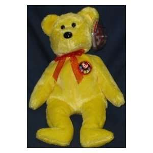 TY Beanie Baby   TRADEE the e Bear (Internet Exclusive