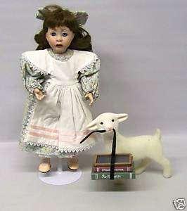 Ashton Drake Collector Doll, Mary Had a Little Lamb