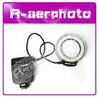 MK FC 100 Macro LED Ring Flash Light For Sony Alpha A500 A200 A850