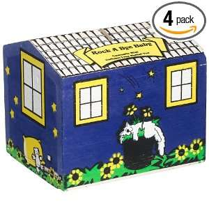 Linde Lane Kids Tea, Rock A Bye Baby, .52 Ounce Wooden Boxes (Pack of