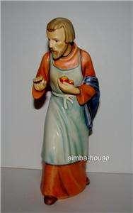 Hummel Nativity JOSEPH Goebel Figurine 214B   LARGE SET Mint In Box