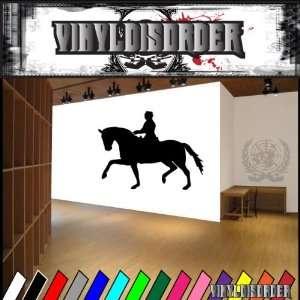 Show Horse NS001 Vinyl Decal Wall Art Sticker Mural