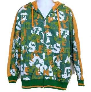 Mens Jacket Pepe Jeans Tropic Melon Hip Hop Urban L NWT