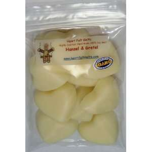 HANSEL & GRETEL   Mini Hearts   4 oz   Premium Quality, Handmade