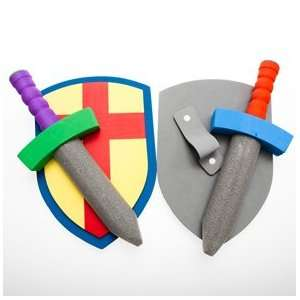 Foam Sword And Armor Set: Toys & Games