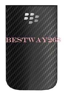 Blackberry OEM 9900 9930 Battery Back door cover backdoor w/ Antenna
