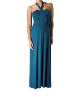 Duck Egg (Blue) Heavenly Bump Strapless Maxi Dress  233568146  New