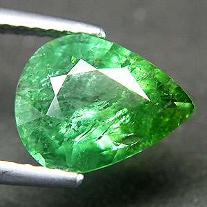 95Ct Green Copper Bearing Paraiba Tourmaline Gemstone