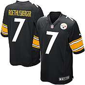 Mens Nike Pittsburgh Steelers Ben Roethlisberger Game Team Color