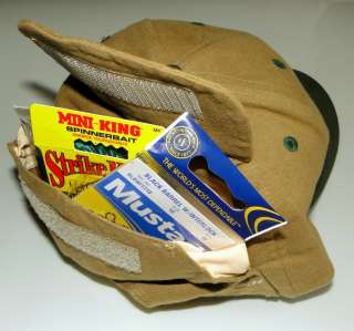 Smokey Joes Cap Pack for fishing, kayaking, jogging