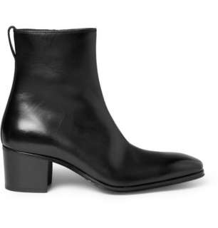 Shoes  Boots  Chelsea boots  Johnny Leather Ankle Boots