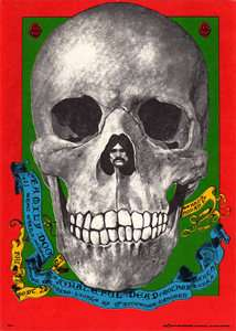 FD # 82 1 Grateful Dead Family Dog Denver Poster FD82