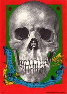 FD # 82 1 Grateful Dead Family Dog Denver Poster FD82