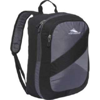 Accessories High Sierra Slash Backpack Black/Charcoal Shoes