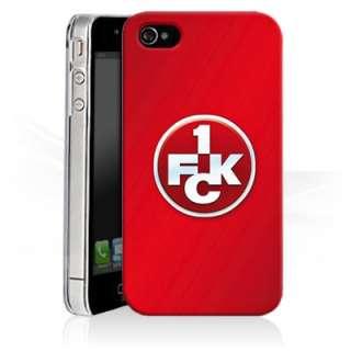 Design Schutzfolie 1. FCK Logo für iPhone 4/4S   DesignCover clear