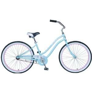 Sun Bicycles Revolutions CB 26 Bike Sun Rev Stl L16 Cb Blu