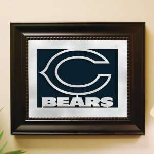 Company Chicago Bears Laser Cut Logo Wall Art