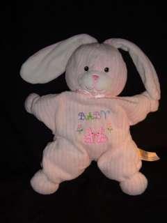 Kids Preferred Pink Plush Bunny Rabbit BABY Bunnies