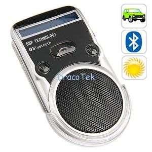 Charging Bluetooth car kit Adapter Hand free Speakerphone CKG3