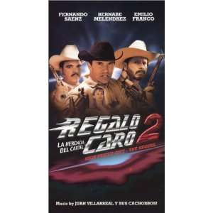 Regalo Caro II [VHS]: Fernando Saenz: Movies & TV