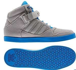 Originals Men ADIRISE AR Shoes Canvas Gray Blue Trainers adi rise 2