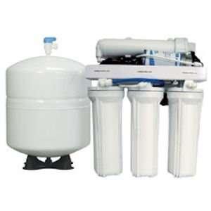Aqua Flo E75TFC 3SFBP RO System with Booster Pump: Patio