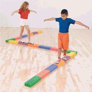 : Physical Education Balance   Foam Create a beams: Sports & Outdoors