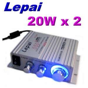 Lepai TRIPATH TA2020 Class T Amp Hi Fi Audio Amplifier
