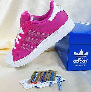 ADIDAS ORIGINALS SUPERSTAR 2 II J IS ADICOLOR SCHUHE SNEAKER GR. 30