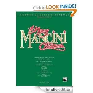 Merry Mancini Christmas: Henry Mancini:  Kindle Store