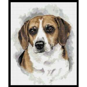 Beagle Dog Counted Cross Stitch Kit: Everything Else