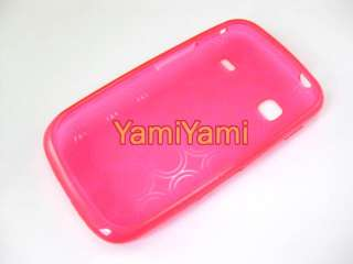 Plastic Soft Circle Skin Cover Case For Samsung Galaxy Gio s5660 Hot