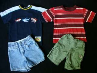 Toddler Boy 24 Months 2T 3T Spring Summer Clothes Outfits Shorts Lot