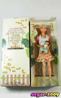 Barbie Going Home Adoption China Baby Doll Westin Hotel