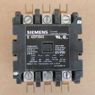New Furnas 42DF35AG Definite Purpose Controller 50 Amp