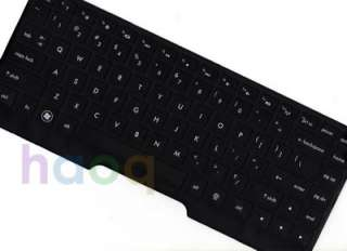 Black keyboard Cover Skin Protector for HP Envy 14