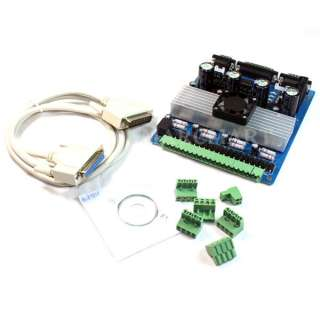 DIY CNC Kit Router 4 Axis Stepper Driver + Nema23 Motor (UC049)