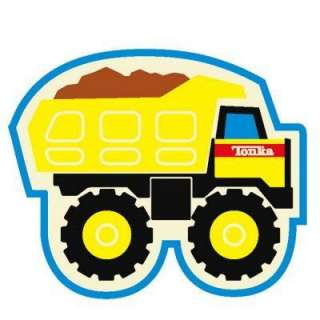 Tonka 38 In. X 52 In. Mighty Dump Truck Kids Rug 16761 at The Home