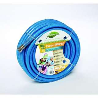in. x 100 ft. Pure & Simple Element Lead Free Garden Hose DISCONTINUED