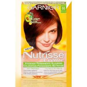 Garnier Nutrisse Creme Coloration Grenadine Intensivrot 66 (F12
