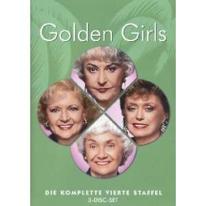 Golden Girls   die komplette vierte Staffel [3 DVDs]: