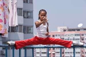 Karate Kid  Jaden Smith, Jackie Chan, Taraji P. Henson