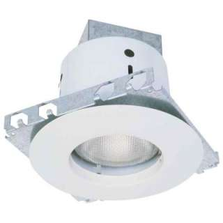 Commercial Electric 5 In. White Recessed Lighting Kit (K1) CAT101 at