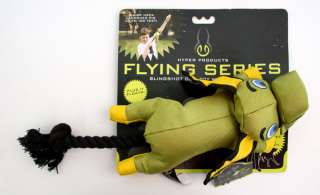 Hyper Pet Flying Series Dog Toys Pig Large & Small