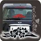 A160 Hibiskus Blume Auto Aufkleber Namen Hawaii Sticker, A490