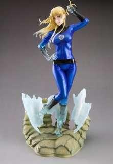 Marvel Bishoujo Statue Invisible Woman Figure Statue