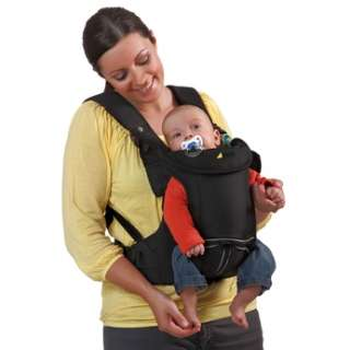 Hauck Babytrage 3 way carrier NEU black beige brown