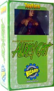 ACTION FIGURE ALLEY BAGGETT AS ALLEY CAT A TOYFARE EXCLUSIVE