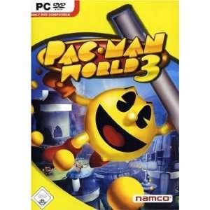 Pac Man World 3 (DVD ROM)  Games